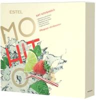 Набор косметики для тела и волос Estel Mohito Hit Клубника (5шт) -