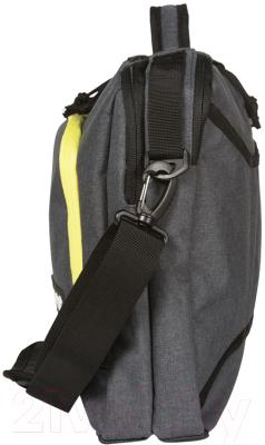 Сумка для ноутбука ARENA Team Coach Bag 002538/510 (Grey Melange)