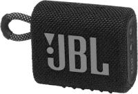Портативная колонка JBL Go 3 (черный) -