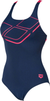 Купальник для плавания ARENA Essentials Swim Pro Back LB / 002543 709 (р-р 40) -