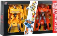 Робот-трансформер Ziyu Toys L010-A34 -