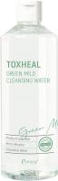 Лосьон для снятия макияжа Esthetic House Toxheal Green Mild Cleansing Water (530мл) -
