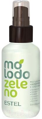 Тоник для лица Estel Molodo Zeleno живая вода с хлорофиллом (100мл)