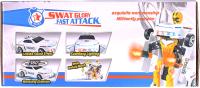 Игрушка-трансформер Darvish Полиция / DV-T-1804 -