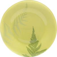 Тарелка столовая мелкая Luminarc Filicaria Vert P3063 -