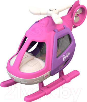 Вертолет игрушечный Нордпласт Барби / 394