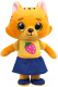 Мягкая игрушка Кошечки-Собачки Буся / 38379 -