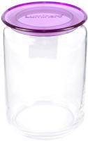 Емкость для хранения Luminarc Plano Purple N2334 -