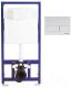 Инсталляция для унитаза Berges Novum 525 040000 + L4 040014 -