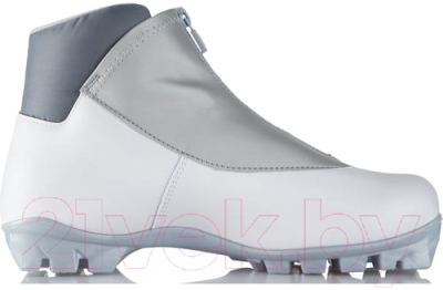 Ботинки для беговых лыж Nordway DXB006WA37 / A17ENDXB006-WA (р.37, белый/серый)