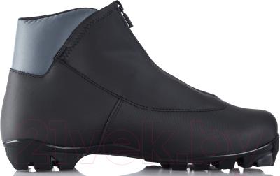 Ботинки для беговых лыж Nordway 17NRBPBA43 / A17ENDXB008-BA (р.43, черный/серый)