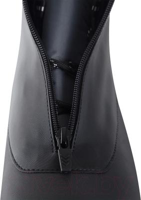 Ботинки для беговых лыж Nordway 17NRBPBA46 / A17ENDXB008-BA (р.46, черный/серый)