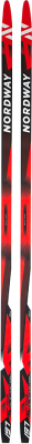 Лыжи беговые Nordway DXS005MX20 / A19ENDXS003-MX (р-р 207, мультицвет)