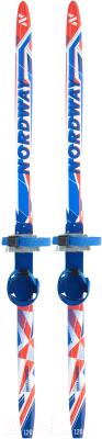 Комплект беговых лыж Nordway DXT008MX12 / A20ENDXT008-MX (р-р 120, мультицвет)