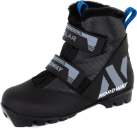 Ботинки для беговых лыж Nordway DXB001MX36 / A20ENDXB001-MX (р.36, мультицвет) -