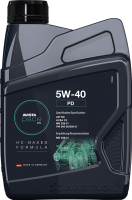 Моторное масло Avista Pace Evo PD 5W40 / 173843 (1л) -
