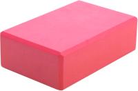 Блок для йоги Sabriasport 3307 (корраловый) -