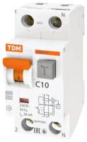 Дифференциальный автомат TDM SQ0202-0100 -