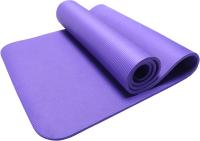 Коврик для йоги и фитнеса Sabriasport К10 (фиолетовый) -