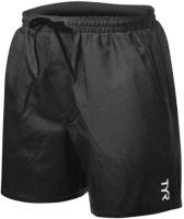 Шорты для плавания TYR Solid Atlantic Swim Short / TAT5A/001 (XL, черный) -