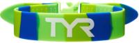 Тренажер для плавания TYR Rally Training Strap LTAS/358 (зеленый/синий) -