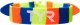 Тренажер для плавания TYR Rally Training Strap LTAS/754 (зеленый/синий) -