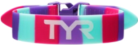 Тренажер для плавания TYR Rally Training Strap LTAS/678 (розовый/пурпурный) -