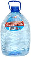 Вода дистиллированная Авто1 6л -