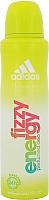 Дезодорант-спрей Adidas Fizzy Energy (150мл) -