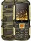 Мобильный телефон BQ Tank Power BQ-2430 (камуфляж/золото) -