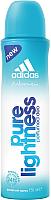 Дезодорант-спрей Adidas Pure Lightness (150мл) -