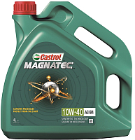 Моторное масло Castrol Magnatec 10W40 A3/B4 156EED/15CA24 (4л) -