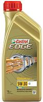 Моторное масло Castrol Edge 5W30 С3 / 15A569 (1л) -