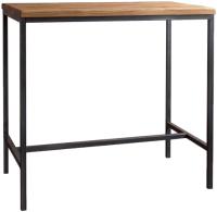 Барный стол BestLoft 1265/H 120x66 (натуральный дуб) -
