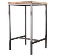Барный стол BestLoft 1196/H 66x66 (дуб натуральный) -