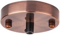 Потолочная база для светильника Navigator 61 735 / NFA-CR01-006 (черненая медь) -