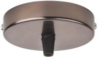 Потолочная база для светильника Navigator 61 737 / NFA-CR02-005 (черный хром) -