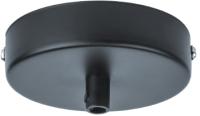 Потолочная база для светильника Navigator 61 740 / NFA-CR02-008 (черный матовый) -