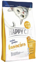 Корм для кошек Happy Cat Sensitive Grainfree Kaninchen / 70266 (300г) -