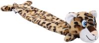 Игрушка для животных Beeztees Плюшевый леопард Abu / 619242 -