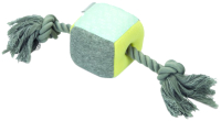 Игрушка для животных Beeztees Куб с канатом / 619886 -