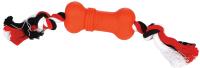 Игрушка для животных Beeztees Sumo мини Fit Bone / 626650 (красный) -