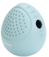 Игрушка для животных Beeztees Снекбол резиновое яйцо / 626753 (зеленый) -