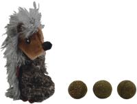 Игрушка для животных Beeztees Еж с кошачьей мятой / 440564 -