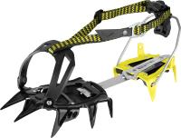 Кошки для ски-альпинизма Salewa Alpinist Combi / 8980955 (черный/желтый) -