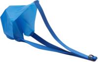 Тормозной парашют для плавания Strechcordz Replacement Chutes S-109 (синий) -