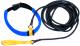 Тренажер для плавания Strechcordz Long Belt Slider / s-111875 (желтый) -