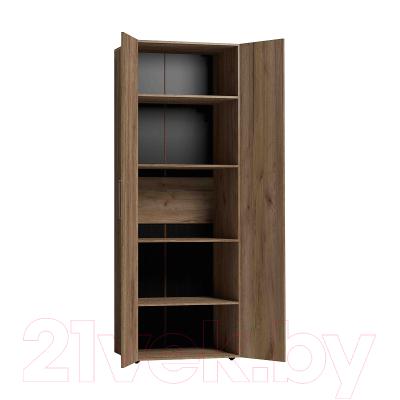 Комплект полок для шкафа Глазов Монако 18 (дуб табачный Craft)