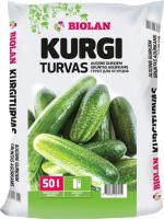 Грунт для растений Biolan Для огурцов (50л) -