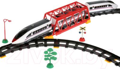 Железная дорога игрушечная Играем вместе 1611B136-R